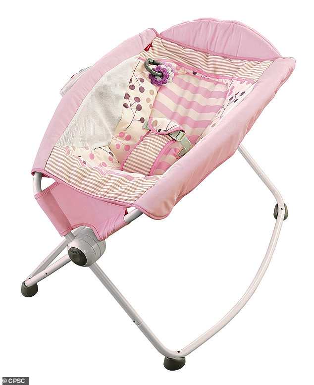 US officials and Fisher-Price are warning parents to stop using the Rock 'n Play sleeper for children over three months old after 10 babies died in the rocker