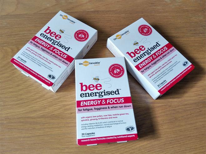 Bee Energised Energy & Focus